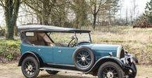 Classic 1927 Vehicles