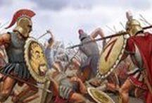 Historia de Grecia / Imágenes sobre la Historia de la Antigua Grecia