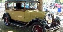 Classic 1928 Vehicles