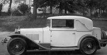 Classic 1930 Vehicles