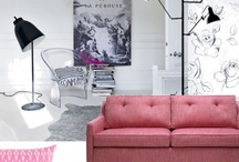 Style ideas from Livingetc / Livingetc gives some great home styling ideas