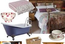 Style ideas from Country Homes & Interiors / Give your home a country vibe with these great styling ideas from Country Homes & Interiors