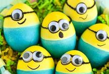 Easter Crafts and Activities for Kids / Gather the kiddies and get crafting with these eggcellent projects and ideas for Easter.