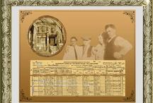 Genealogy Crafts & Displays / Genealogy Crafts & Displays