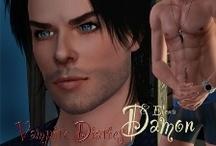 TS3 - Vampire Diaries