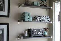 ❥ Home: Bathroom & Laundry Room