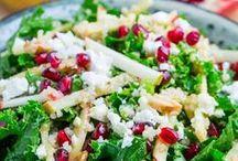 ♨ Food: Sauce & Salad