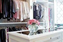 ❥ Home: Closet