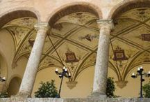 La Suvera's architect: Baldassarre Peruzzi / Baldassarre Peruzzi (1481 - 1536)  One of the most important architects and painter of the Renaissance