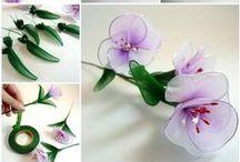 fiori di collant