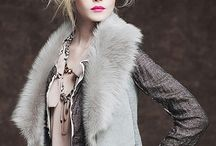 Vests / Great looking items - raw or natural materials - soft feel - everyday use - instant glamour -