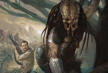 Predator [Comic - Dark Horse] / Predator - Comic