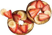 Healthy Snacks / by Kassey VanDrimmelen Mercer