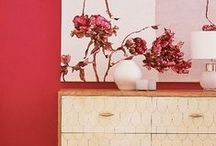 Decorating with Pink / From blush to bougainvillea, introduce pink into your home in a big way