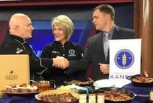 From the Land of KS / Find great recipes and info here featuring wonderful home-grown Kansas products, services, ingredients and restaurants, featured on WIBW 13 News This Morning, Thursdays at 6:40 a.m. For more information, visit www.FromtheLandofKansas.com.