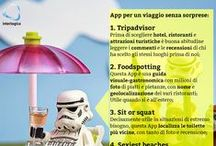 Geek tips on the beach / Rapidi consigli per geek in viaggio
