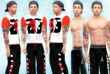 TS4 - Male Clothing / The Sims 4 CC, ts4, male sims,