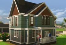 TS4 - Lots, Residential / ts4, the sims 4, residential lots, lots, sims