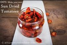 PRESERVES / Recipes for homemade preserves, jams, chutneys and relishes