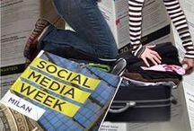 Social Media Week - Milan 2014 / Settimana dedicata ai Social Media e ai loro risvolti sulla nostra vita quotidiana. Una piattaforma di dimensioni mondiali, che ha luogo contemporaneamente su cinque continenti. Interlogica era presente all'edizione di Milano 2014