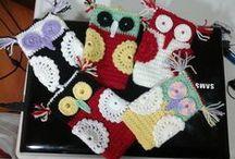 crochet / arte com agulha e fio