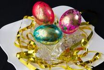 Easter Inspiration / Draw inspired ideas for this year's Easter eggs and more.