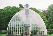 Greenhouses & Potting Sheds