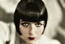 Starlets of the 1920s / Mostly Louise Brooks