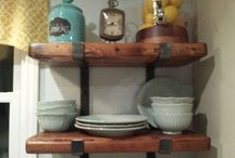 my reclaimed wood projects / by Christopher Borneman