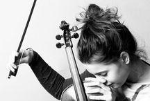 •Violin•