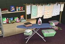 TS4 - Objects / ts4, the sims 4, cc for sims, objects