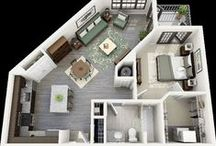 Simspiration - Houseplans / the sims 4, ts4, the sims 4 houses, houseplans, floorplans