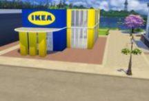 TS4 - IKEA / ts4, the sims 4, Ikea for ts4, Ikea, ts4 cc