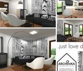 ARCHintKA design studio / interiéry / design / proměny bydlení a nábytku / online návrhy / realizace / e-shop s designovým zbožím / grafika >> ARCHintKA.webnode.cz >><< archintkashop.ekosik.cz >>