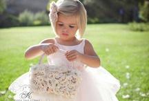 Blomme/konfetti meisie