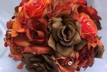 Kleur - Oranje en Bruin