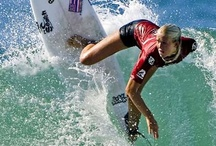 Surfing / by Wall of Sport