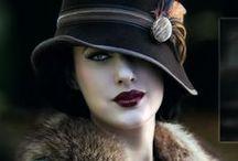 Tema - 1930 Hollywood Glam / Pels en satyn