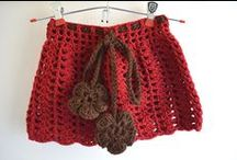 Kids Crochet Everything / Cowls, Scarves, Skirts And Accessories
