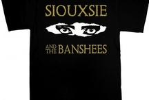 Siouxsie & the Banshees design