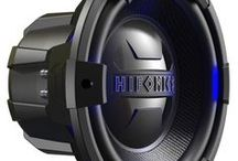 Hifonics Subwoofers / POWER FROM THE GODS