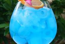 Kleur - Wit en Aqua