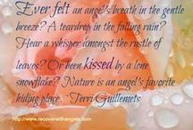 Inspirational quotes / Allow your mind, body, and soul to be filled with Joy, Peace, and Love    / by Wings of Angels Gift Baskets
