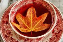 Fall for Tea / All things tea for fall