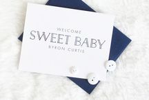 Babies / Invitations, Party Decor, and more! Oh Baby!