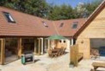 Ramscombe and Cockercombe / Somerset Sleeps 28 in 5 Star holiday lodges under the Quantocks with indoor pools