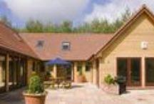 Cockercombe / Somerset Luxury group accommodation sleeping 14 with exclusive use of indoor heated pool