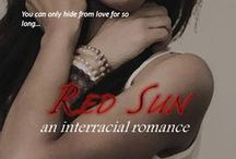 """Red Sun / Storyboard for """"Red Sun"""", a Native-American/African-American interracial romance"""