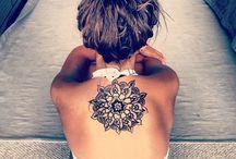 Tattoos / by Melissa Lochore