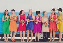 Rainbow Wedding Theme!
